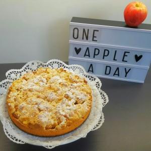 Apfel Streuselkuchen 5 1