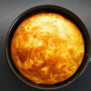 Käse Mandarinen Kuchen 2