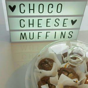 Chocolate Cheesecake Muffins (2)
