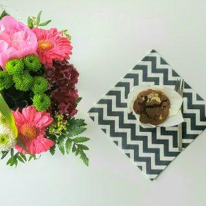 Chocolate Cheesecake Muffins (3)