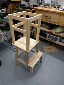 Learning Tower Ikea Hack (11)