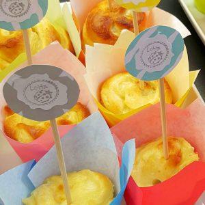 Vanillepudding-Schnecken-Muffins (1)