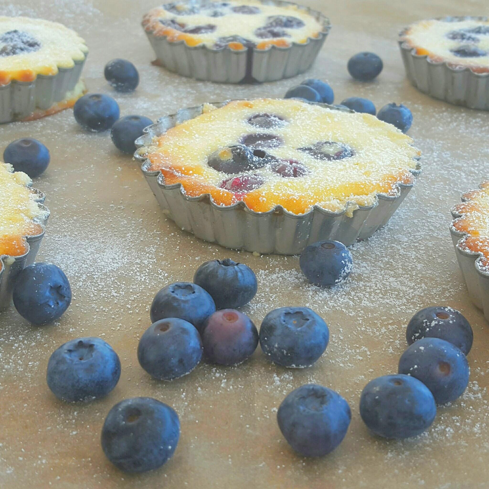 BlueberryTartelettes 1