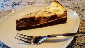 Brownie Cheesecake 1