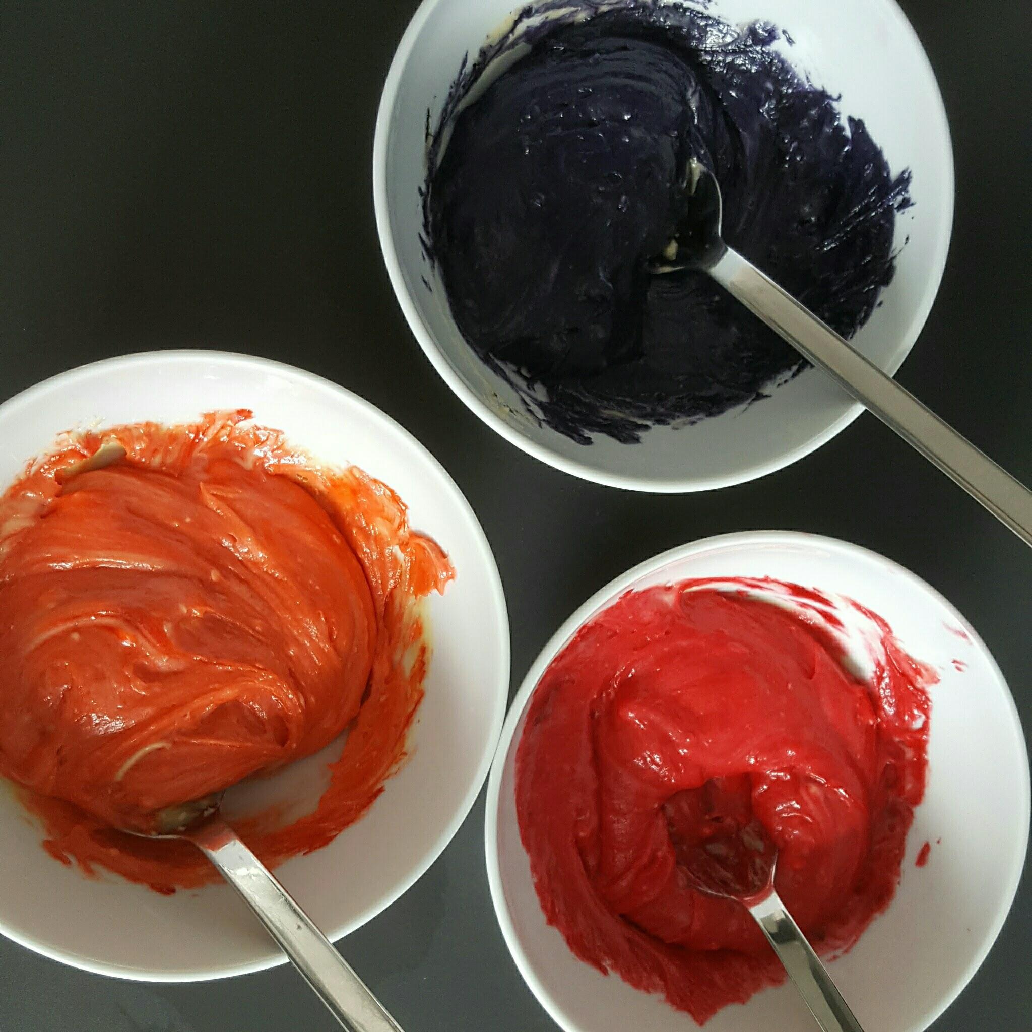 Regenbogen Muffins 7