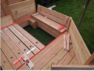 diy piratenschiff sandkasten gabelschereblog. Black Bedroom Furniture Sets. Home Design Ideas