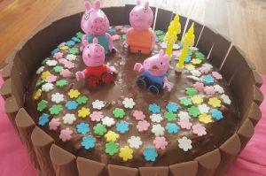 Peppa Wutz Kuchen 2