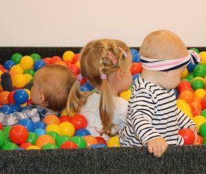 Kinder Playdate