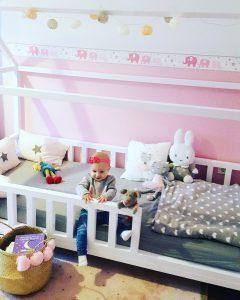 DIY Hausbett für Kinder 7
