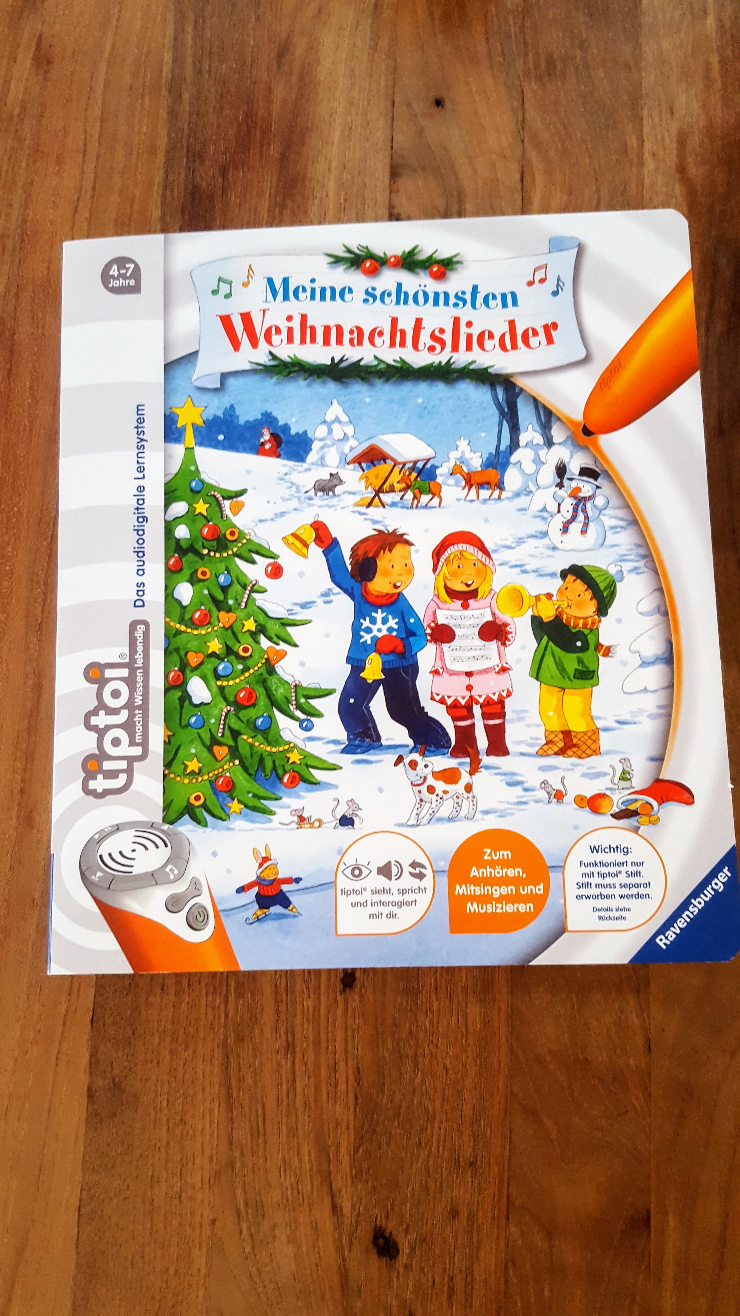 Unsere Lieblingskinderbücher zu Weihnachten – gabelschereblog