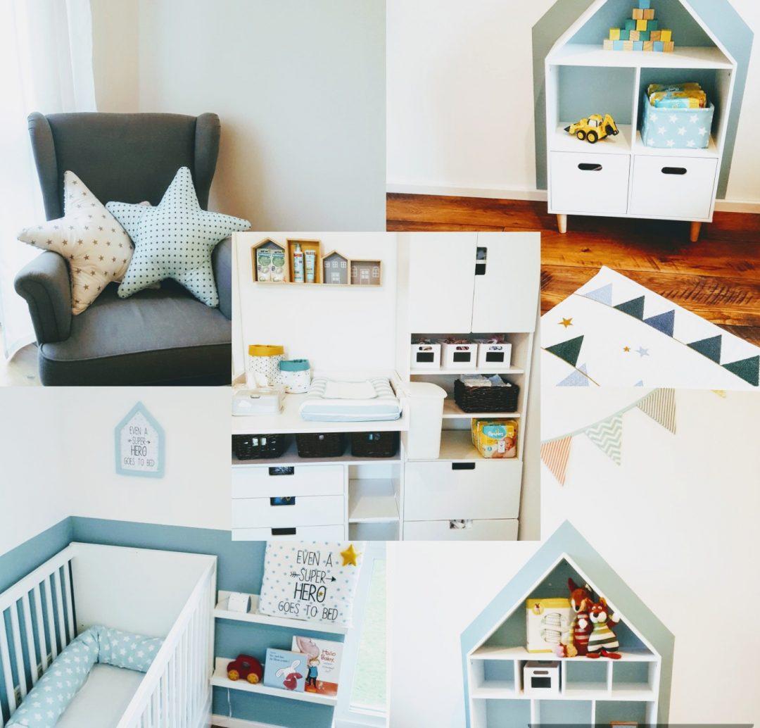 Nestbautrieb Das Babyzimmer Gabelschereblog