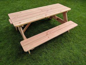 14 Kindertisch Picknicktisch Sitzbank Kinder