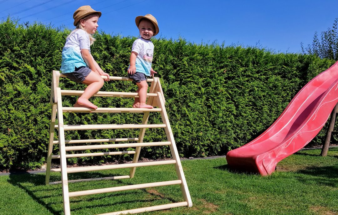 Kletterdreieck Gebraucht : Kletterdreieck nach pikler selber bauen