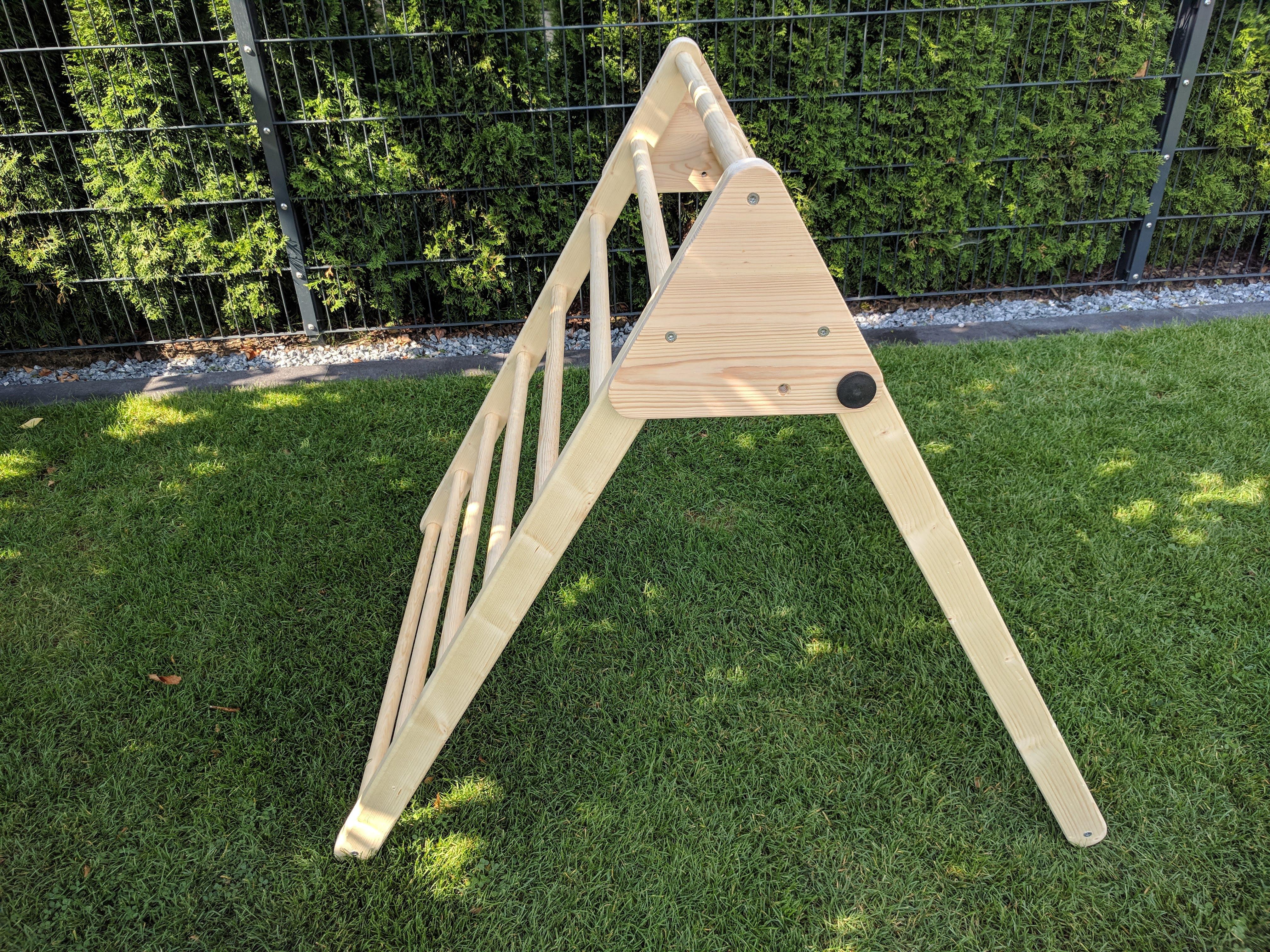 Klettergerüst Holz Selber Bauen : Klettergerüst holz selber bauen kletterkombinationen und