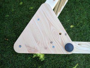 DIY Kletter Dreieck 9