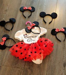 Minnie Mouse Kindergeburtstag 1