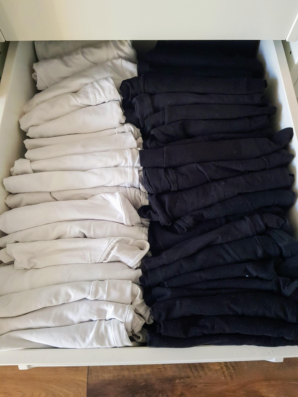 Die Konmari Methode Den Kleiderschrank Aufräumen Gabelschereblog