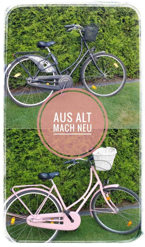 DIY Fahrrad