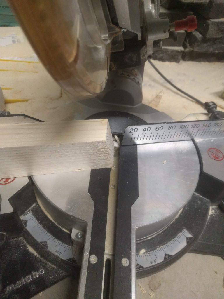 DIY Holzpferd Einhorn VOLTIGIERPFERD 12
