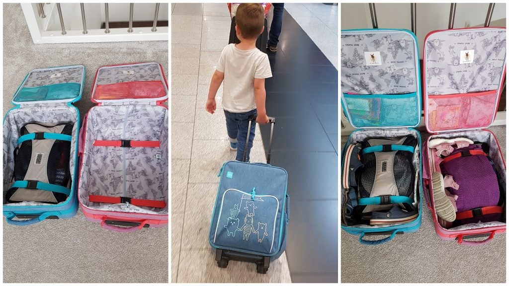 Kinder Koffer Empfehlung