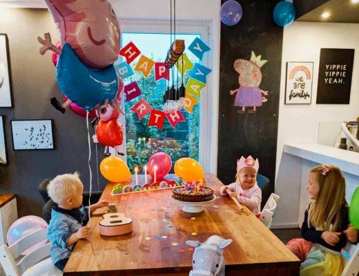 Peppa Wutz Geburtstagsparty 5