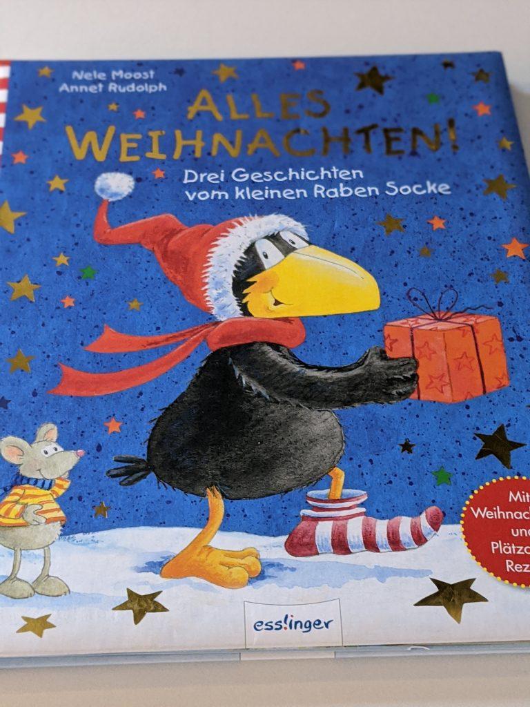 Kinderbücher zu Weihnachten 2