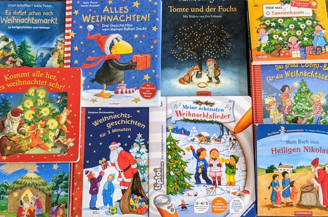 Kinderbücher zu Weihnachten 4