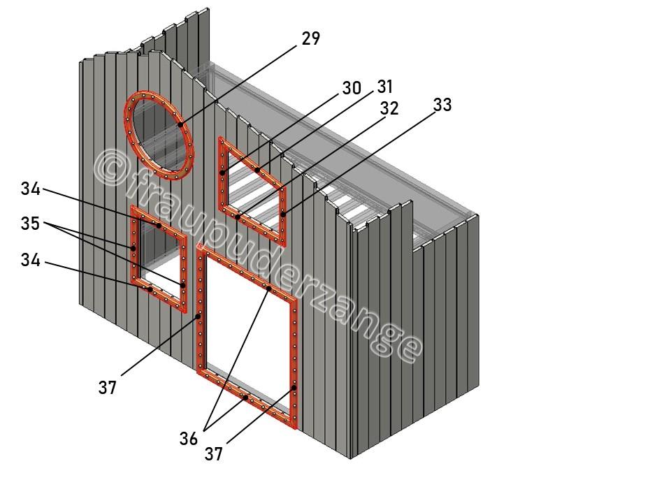 Ikea Hochbett kura hack 10