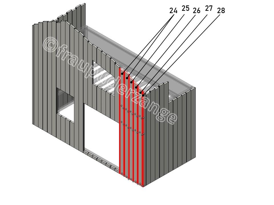 Ikea Hochbett kura hack 8