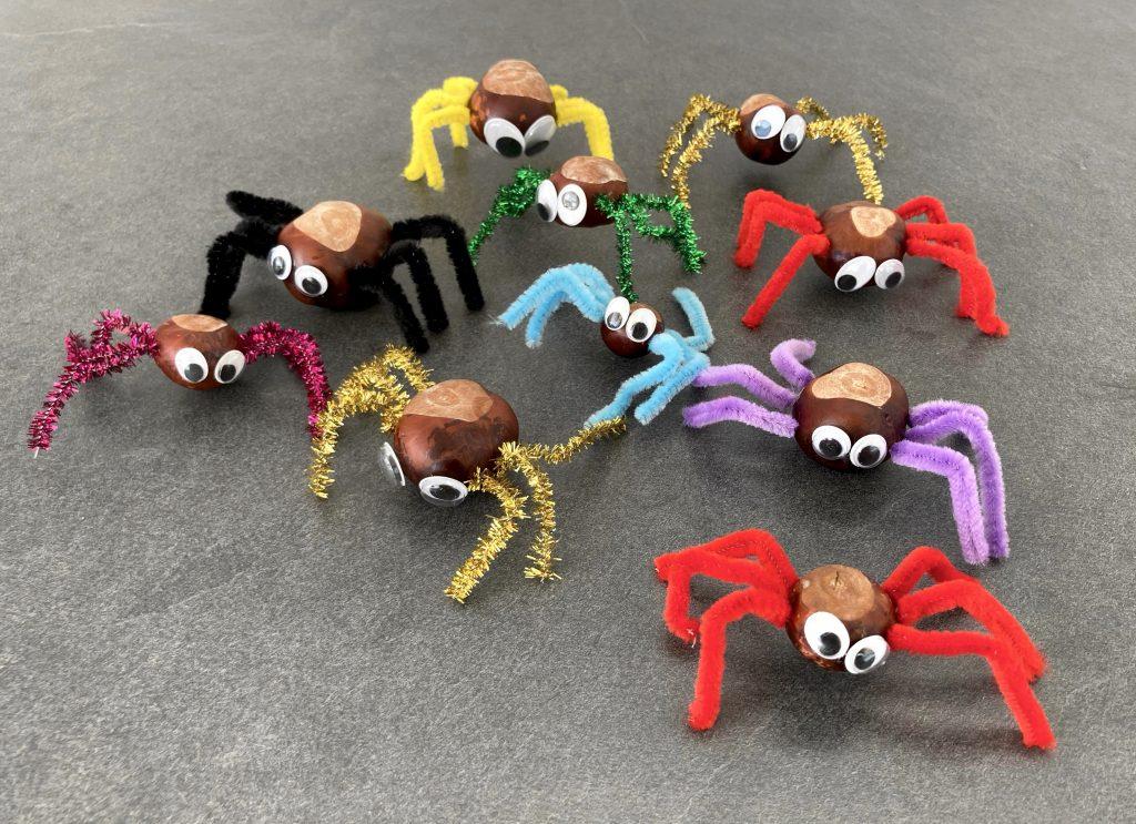 Spinnen Horde